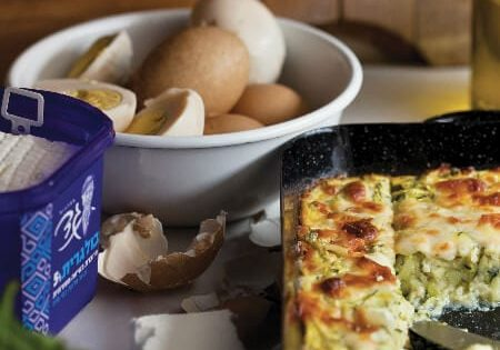 פשטידת קישואים טורקית