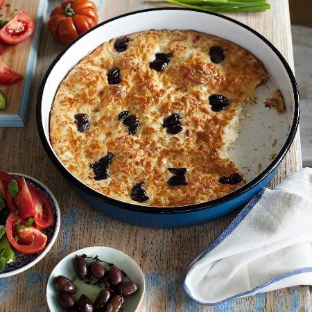 פרוז'לדה- לחם גבינות טורקי